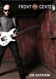 Joe Satriani Front And Center 2014